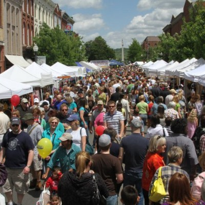 Best of the Fests – Franklin Main Street Festival