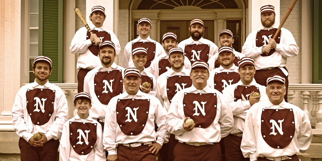 Take Me Out to the (really) Old Ball Game – Vintage Base Ball in MiddleTN